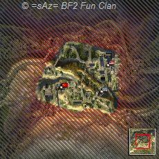 BF2 Maps - alle Karten zu Battlefield 2 sowie Euro Force und